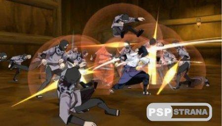 Naruto Shippuden Ultimate Ninja Impact [Full] [Iso/Cso] [Eng]