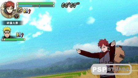 Naruto Shippuden Ultimate Ninja Impact [Full] [Iso] [Jap]
