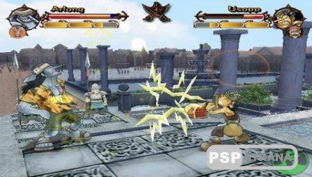 One Piece Grand Battle (PSX-PSP/ENG)