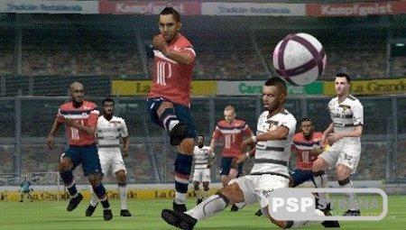 Pro Evolution Soccer 2012 [PSP] [Eng] [Full] (2011)