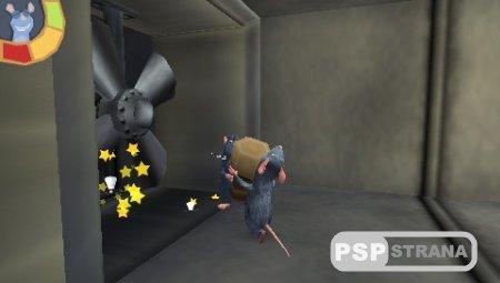 Рататуй / Ratatouille (PSP/RUS)