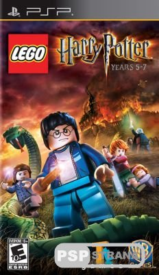 LEGO Harry Potter: Years 5-7 [Eng] [Full]