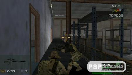 SOCOM: U.S. Navy SEALs Fireteam Bravo [ENG][ISO][FULL]