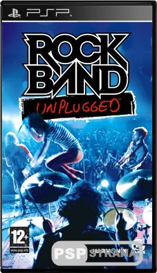 Rock Band Unplugged [ENG][ISO][FULLRip]