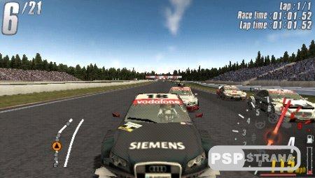 DTM Race Driver 3 (PSP/RUS)