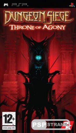 Dungeon Siege: Throne of Agony	(PSP/ENG)