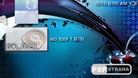 Программа ISO Tool 1.979 CFW и OFW