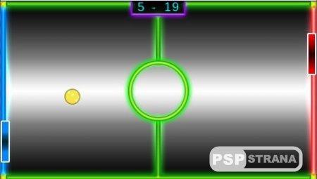 PongPSP [HomeBrew] [Eng]