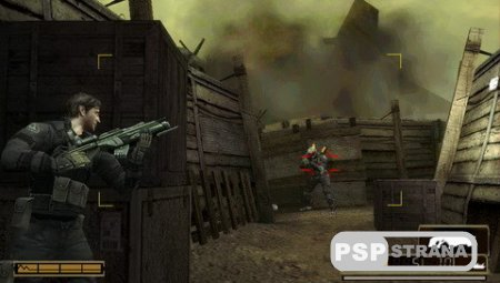 Resistance: Retribution (PSP/RUS) [FULL]