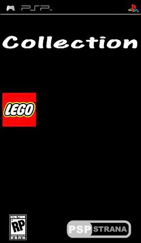 Lego Collection (PSP/RUS) Игры на PSP