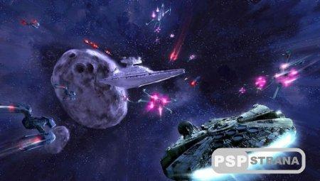 Star Wars - Gold Collection / Звездные войны золотая коллекция (PSP/Eng/RUS)
