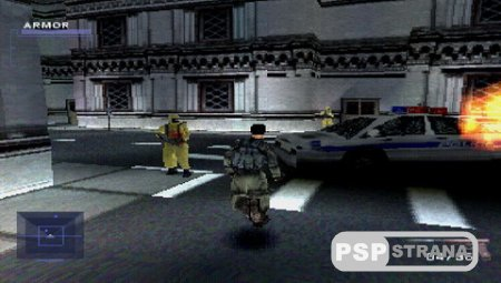 Syphon Filter Collection (PSX-PSP/ENG)