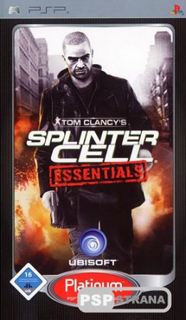 Tom Clancy's Splinter Cell Essentials V.2 (PSP/ENG)