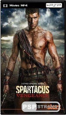 Спартак: Месть (Сезон: 2 / 10 серия) / Spartacus: Vengeance (2012) HDTVRip