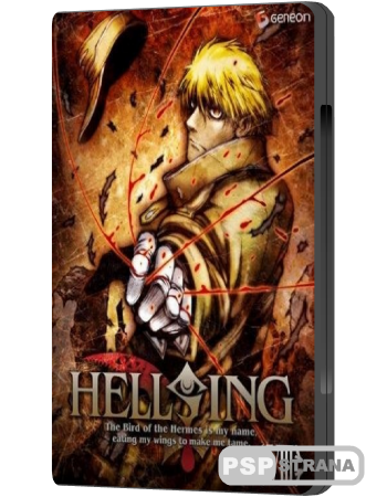 Хеллсинг OVA 8 / Hellsing OVA 8 (2011) BDRip.