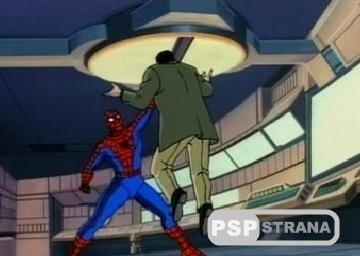 Человек-паук / Spider-Man [s01-05] (1994-1998) TVRip