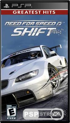 Need for Speed: Shift [RUS][СSO][FULLRip]