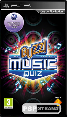 Buzz! The Ultimate Music Quiz  [ENG][ISO][FULLRip]