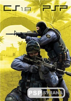Counter-Strike PSP v.1.81 (ENG/2011)(homebrew)