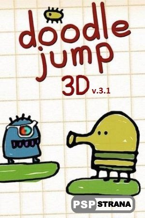 Doodle Jump v.3.1 | Collection (2012/ENG/RUS/PSP)