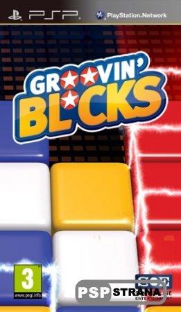 Groovin' Blocks (PSP-Minis/2012/RUS)