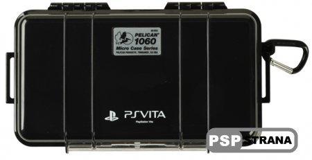 Защита PS Vita - кейс Pelican 1060 for PS Vita