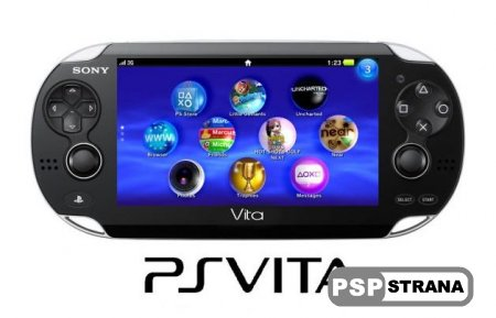 Статистика продаж PS Vita