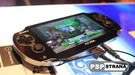 Продолжаются удачные попытки взлома PS Vita.