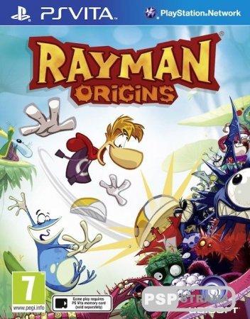 Rayman Origins для PS Vita