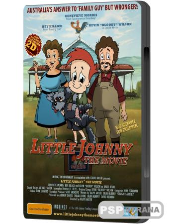 Малыш Джонни: Кино / Little Johnny the Movie (2011) HDRip