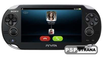 Первые проблемы со Skype на PlayStation Vita