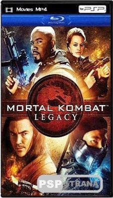 Смертельная битва: Наследие / Mortal Kombat: Legacy [01-09 из 09] (2011) BDRip