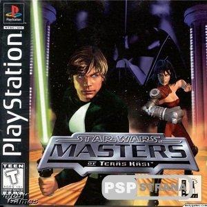 Star Wars Masters of Teras Kasi (ENG)[PSX]