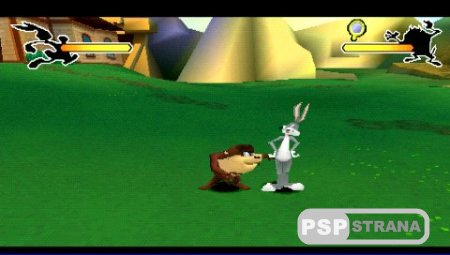Bugs Bunny And Taz Time Busters (RUS/PSX)