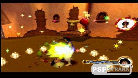 Disney's Aladdin - Nasira's Revenge (2000/RUS/PSX)