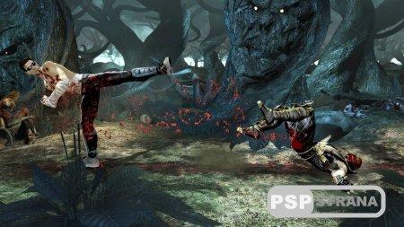 Mortal Kombat скриншот 1