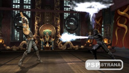 Mortal Kombat скриншот 10