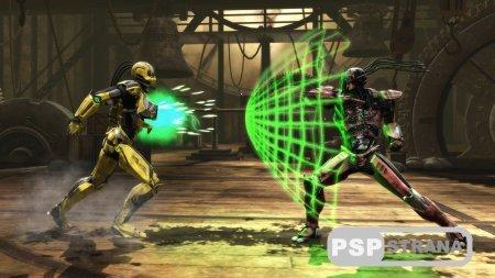Mortal Kombat скриншот 2
