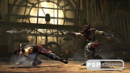 Mortal Kombat скриншот 3