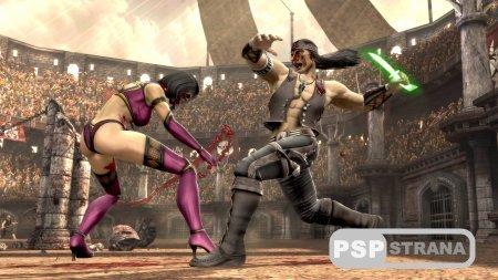 Mortal Kombat скриншот 4