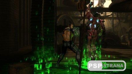 Mortal Kombat скриншот 6