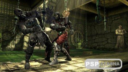 Mortal Kombat скриншот 7