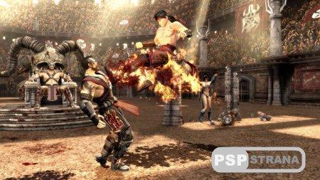 Mortal Kombat скриншот 9