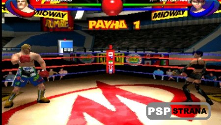 Ready 2 rumble Boxing Round 2 (2000/RUS/PSX)