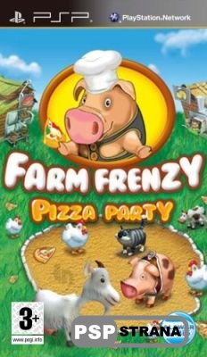Farm Frenzy: Pizza Party [Rus] [Mini] (2012)