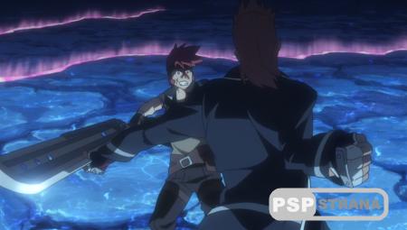 Легенда о героях: Следы в небе / The Legend of Heroes: Trails in the Sky - OVA [01-02 из 02] (2011) BDRip