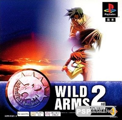 Wild Arms 2nd ignition (1999/RUS/PSX)