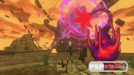 Скриншот Gravity Rush 4