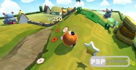 Технологии PS Vita приставки на примере Little Deviants