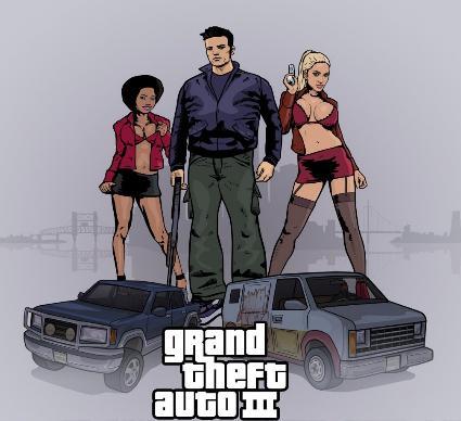Grand Theft Auto III выйдет 31 июля